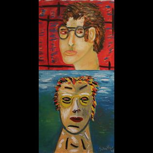 Figurative Expressionism: Self Portrait